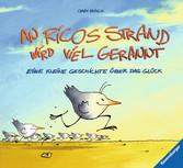An Ricos Strand wird viel gerannt Baby und Kleinkind;Bücher - Ravensburger