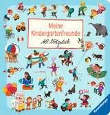 Meine Kindergartenfreunde: Ali Mitgutsch Kinderbücher;Bilderbücher und Vorlesebücher - Ravensburger