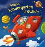 My Kindergarten Friends: Space
