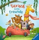 Meine Kindergartenfreunde: Tierisch beste Freunde Kinderbücher;Bilderbücher und Vorlesebücher - Ravensburger