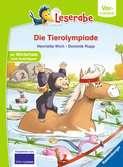 Die Tierolympiade Kinderbücher;Erstlesebücher - Ravensburger