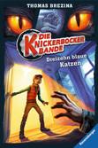 Die Knickerbocker-Bande, Band 7: Dreizehn blaue Katzen Bücher;Kinderbücher - Ravensburger