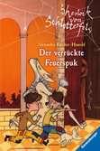 Sherlock von Schlotterfels 3: Der verrückte Feuerspuk Bücher;e-books - Ravensburger