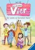 Die frechen Vier 1: Hier kommt die Sternenhof-Bande! Kinderbücher;Kinderliteratur - Ravensburger