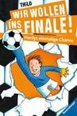 Wir wollen ins Finale! Hardys einmalige Chance Bücher;e-books - Ravensburger