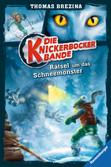 Die Knickerbocker-Bande 1: Rätsel um das Schneemonster Bücher;e-books - Ravensburger