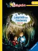 Leserabe: Im Labyrinth der Finsternis Kinderbücher;Erstlesebücher - Ravensburger