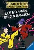 1000 Gefahren bei den Samurai Kinderbücher;Kinderliteratur - Ravensburger