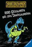1000 Gefahren bei den Dinosauriern Bücher;e-books - Ravensburger