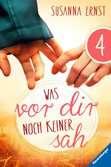 Was vor dir noch keiner sah 4 Jugendbücher;Liebesromane - Ravensburger