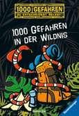 1000 Gefahren in der Wildnis Bücher;e-books - Ravensburger