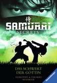 Samurai Secrets 4: Das Schwert der Göttin Jugendbücher;Abenteuerbücher - Ravensburger