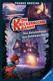 Die Knickerbocker-Bande 11: Im Geisterhaus des Goldwäschers Bücher;e-books - Ravensburger