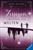 Zerrissen zwischen den Welten (Die Welten-Trilogie 3) Jugendbücher;Fantasy und Science-Fiction - Ravensburger