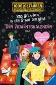 Der Adventskalender - 1000 Gefahren in der Stadt der Liebe Kinderbücher;Kinderliteratur - Ravensburger