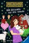 1000 Gefahren auf dem Tierhof Kinderbücher;Kinderliteratur - Ravensburger