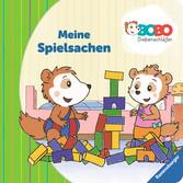 Bobo Siebenschläfer: Meine Spielsachen Bücher;Pappbilderbücher - Ravensburger