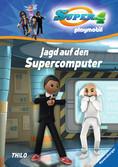 Super 4, Band 4: Jagd auf den Supercomputer Bücher;Kinderbücher - Ravensburger