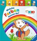 Bobo Siebenschläfer: Welche Farben kennst du? Bücher;Pappbilderbücher - Ravensburger