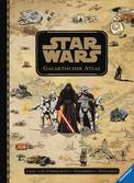 Star Wars™ Galaktischer Atlas Bücher;Jugendbücher - Ravensburger