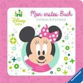 Disney Baby Mein erstes Buch Minnie Maus: Farben und Formen Bücher;Pappbilderbücher - Ravensburger