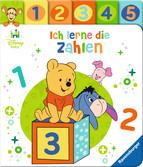 Disney Baby Winnie Puuh: Ich lerne die Zahlen Bücher;Pappbilderbücher - Ravensburger