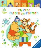 Disney Baby Winnie Puuh: Ich lerne Farben und Formen Bücher;Pappbilderbücher - Ravensburger