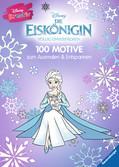 Disney kreativ: Die Eiskönigin - 100 Motive zum Ausmalen und Entspannen Malen und Basteln;Bastel- und Malbücher - Ravensburger