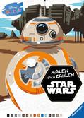 Disney kreativ: Star Wars™ Malen nach Zahlen Malen und Basteln;Bastel- und Malbücher - Ravensburger