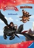 Leselernstars Dragons: Goldrausch Lernen und Fördern;Lernbücher - Ravensburger