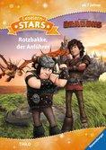 Leselernstars Dragons: Rotzbakke, der Anführer Lernen und Fördern;Lernbücher - Ravensburger