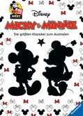 Micky und Minnie - Die größten Klassiker zum Ausmalen Kinderbücher;Malbücher und Bastelbücher - Ravensburger