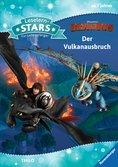 Leselernstars Dragons: Der Vulkanausbruch Kinderbücher;Erstlesebücher - Ravensburger