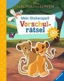 Mein Stickerspaß Disney Der König der Löwen: Vorschulrätsel Kinderbücher;Malbücher und Bastelbücher - Ravensburger