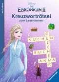 Disney Die Eiskönigin 2: Kreuzworträtsel zum Lesenlernen Kinderbücher;Lernbücher und Rätselbücher - Ravensburger