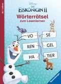 Disney Die Eiskönigin 2: Wörterrätsel zum Lesenlernen Kinderbücher;Lernbücher und Rätselbücher - Ravensburger