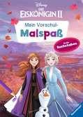 Disney Die Eiskönigin 2: Mein Vorschulmalspaß. Erste Buchstaben Lernen und Fördern;Lernbücher - Ravensburger