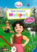 Heidi: Mein Vorschul-Malspaß Erste Zahlen Lernen und Fördern;Lernbücher - Ravensburger