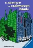 Die Abenteuer der schwarzen hand Bücher;Kinderbücher - Ravensburger