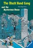 The Black Hand Gang and the Mysterious House Bücher;Kinderbücher - Ravensburger