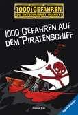 1000 Gefahren auf dem Piratenschiff Bücher;Kinderbücher - Ravensburger