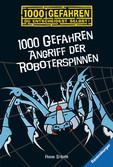 1000 Gefahren - Angriff der Roboterspinnen Bücher;Kinderbücher - Ravensburger