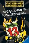 1000 Gefahren am Katastrophentag Bücher;Kinderbücher - Ravensburger