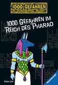1000 Gefahren im Reich des Pharao Bücher;Kinderbücher - Ravensburger