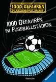 1000 Gefahren im Fußballstadion Bücher;Kinderbücher - Ravensburger