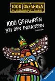 1000 Gefahren bei den Indianern Bücher;Kinderbücher - Ravensburger