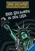 1000 Gefahren in den USA Bücher;Kinderbücher - Ravensburger