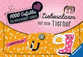 1000 Gefühle, Band 2: Liebesalarm auf dem Tierhof Bücher;Kinderbücher - Ravensburger