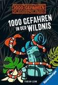 1000 Gefahren in der Wildnis Bücher;Kinderbücher - Ravensburger