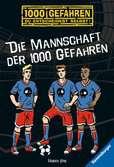 Die Mannschaft der 1000 Gefahren Bücher;Kinderbücher - Ravensburger